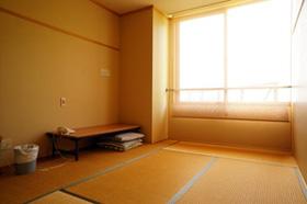 部屋の一例(家族室)