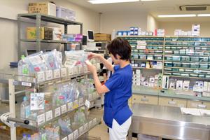 注射薬管理業務